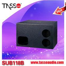 Pro Audio DSP effect Big Power Bass Speakers cabinet