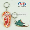 Hty017 air jordan tênis 3d chaveiros