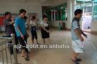 Blind aliminum walking Cane, Walking Stick, foldable, telescopic, rolling tip
