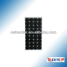 6'' Cells 280w sunpower solar panel