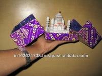 Taj Mahal Indian Collectible Marble Souvenir