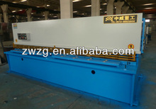 HYDRAULIC STEEL SHEET CUTTER QC12Y-25x2500