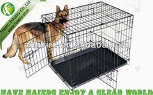 Double Door WholeSale Dog cage (HCDSA48)