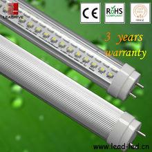 super bright 1200mm 18w led t8 4feet soft led neon tube light CE&ROSH