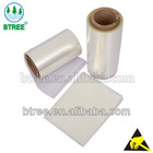 Btree food grade plastic film roll
