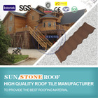 French Style Roof Tiles / Executive 1360*420*0.4mm