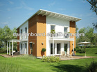 DQ movable family prefab house-Prefabricated building house