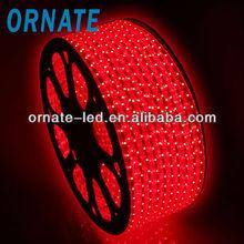High lumen flexible led strip light rgb 220v smd 5050 60leds/m