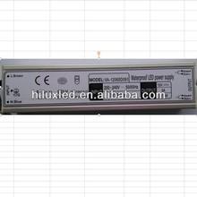 Waterproof LED power supply 60W,DC12V,5A output,AC170V-264V input.CE&RoHS passed.