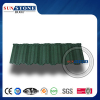0.4mm basic Alu-Zn metal valley roofing