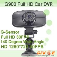 G900 2.7'' Full HD 1080P car black box camera recorder