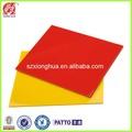 high impact polystyrène extrudé feuille de couleur