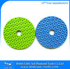Power Wet hand Polishing Pads 4inch for stone surface and floor