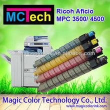 Compatible Copier Toner Kits Ricoh Aficio MPC 3500 MPC 4500