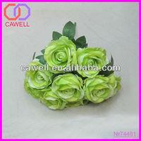 decorative import china silk flowers in bulk