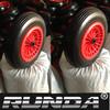 pu barrow wheel/pu solid wheel 3.50-8
