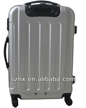 two handles hard case cabin pc trolley luggage