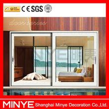 bathroom interior door/aluminium bedroom sliding doors/office sliding glass door