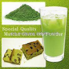 No food additive , no food coloring , Japanese powder matcha wholesale