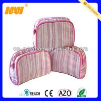 Professional bag factory contents cosmetic bag(NV-CS089)