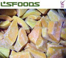 IQF frozen pumpkin chunk cut good price