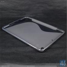 Clear TPU Rubber Skin Case for iPad Mini 2 Retina P-IPDMINIiiTPU001