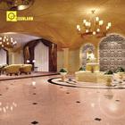 glazed ceramic tile that looks like marble