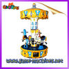 HR-QF003 eletronic christmas carousel horse for sale