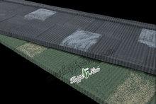harvey metal roofing tiles/eco safe metal roof tiles sheet