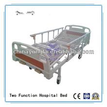 Cheap Price!! 2 Cranks Manual Nursing Home Beds