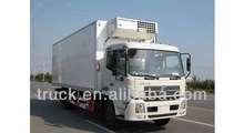 light freezer trucks for sale, 2 tons refrigerator truck, refrigerated box truck for sale
