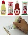 Artículo de la promoción para las marcas de mayonesa mayonesa/salsadetomate forma de corrección de la cinta