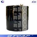 snap na vida longa 820uf 220v capacitor eletrolítico super fonte de alimentação