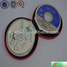 aluminium cd and dvd case