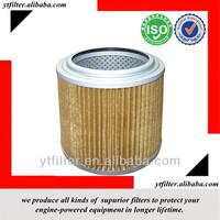 excavator hydraulic oil filter