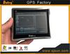 4.3 inch GPS navigator with GPS Radar Bluetooth AV-IN GPS navigator