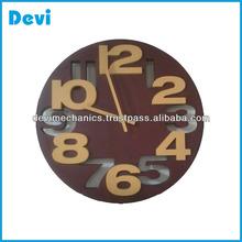 Hot selling Morden Quartz Acrylic Wall Clock
