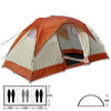 Longwolf 2014 Hot Sale Two Bedroom Outdoor Camping Family Tent