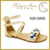Fashion Sandals Ladies Shoes 2014 Low Heel Sandals