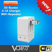 2014 hotsale VONETS VRP150 long range wifi router