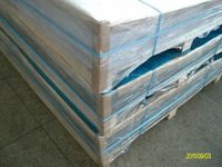 transaprent pet petg plastic board for solar cell EVA encapsulating film ecofriendly material factory since 2000