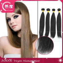Cheap 100% 5a brazilian virgin hair human virgin remy brazilian hair straight supreme hair weave straight