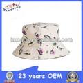 Safari chapéu de balde estilo bucket chapéus/personalizado chapéus da cubeta