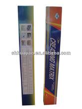 Pressboard 0.4 x 1.0mm Creasing Matrix 9mm width