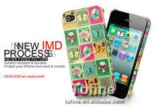 For custom printed iphone case IMD