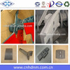mixer concrete batching plant cast wear parts