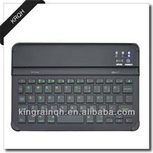 Aluminum Alloy Bluetooth Keyboard Cover for iPad Mini