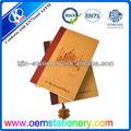 2013 torre eiffel capa foto a5 presente caderno/escola notebook papel/kraft caderno de papel para crianças