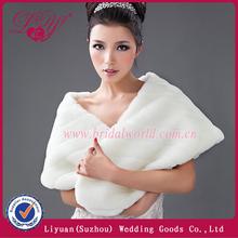 Fancy wedding shawl