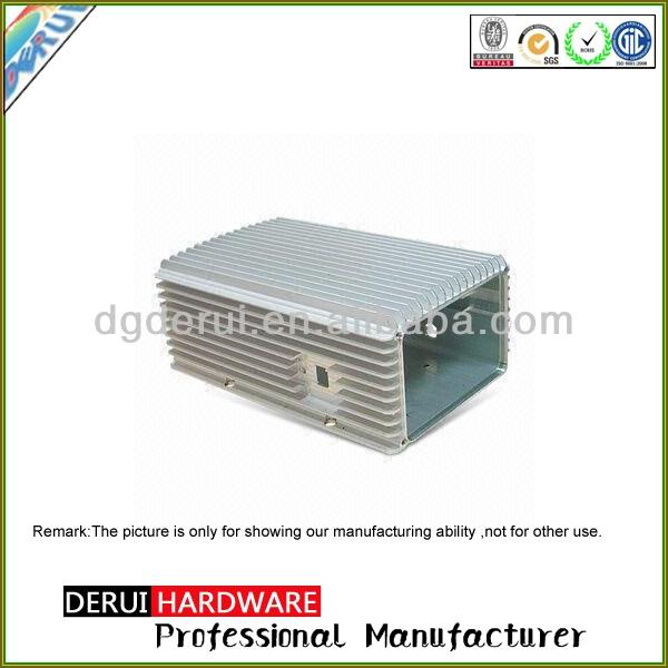 OEM radiator customized high quality aluminum extrusion
